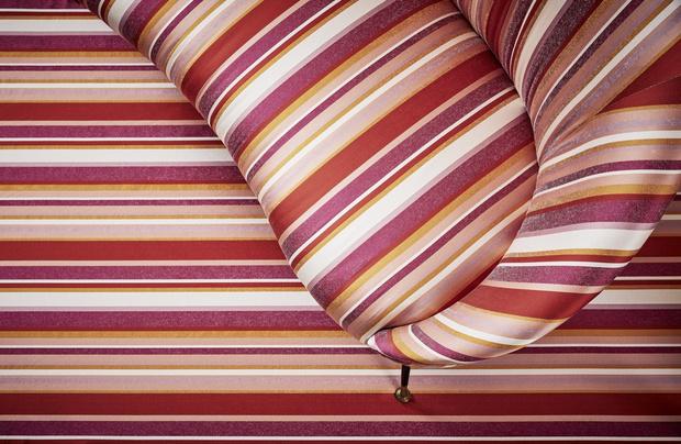 Цветные этюды: новая коллекция Rubelli (фото 2)