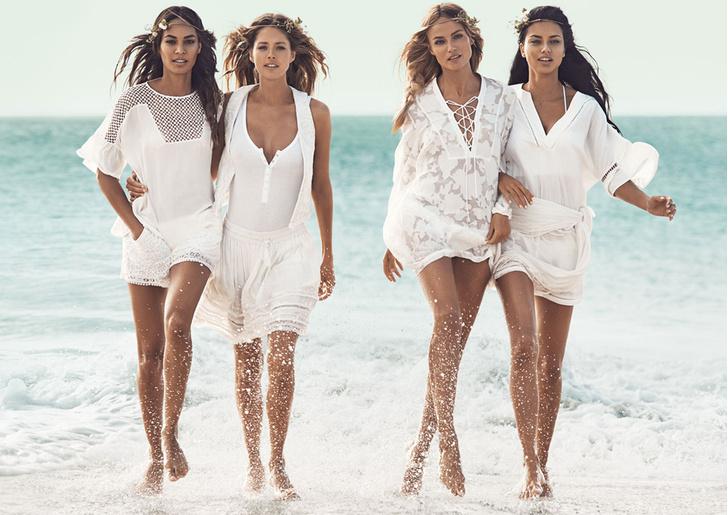 Пляжная одежда от H&M