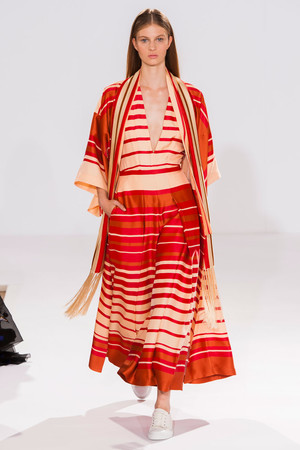 Показы мод Temperley London Весна-лето 2015 | Подиум на ELLE - Подиум - фото 4119