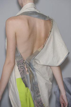Показ Atelier Gustavo Lins коллекции сезона Осень-зима 2010-2011 года Haute couture - www.elle.ru - Подиум - фото 167296