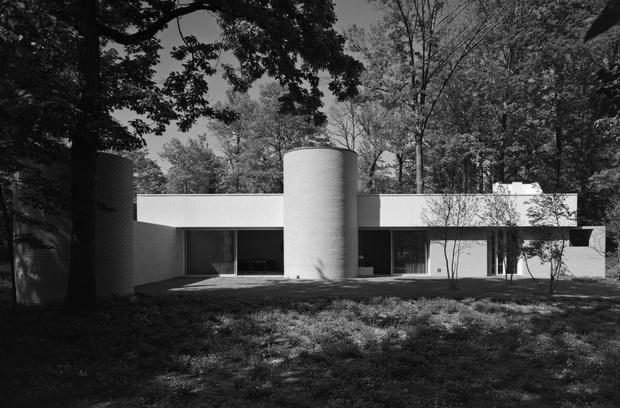 Белый рыцарь: архитектор Ричард Мейер (фото 8)