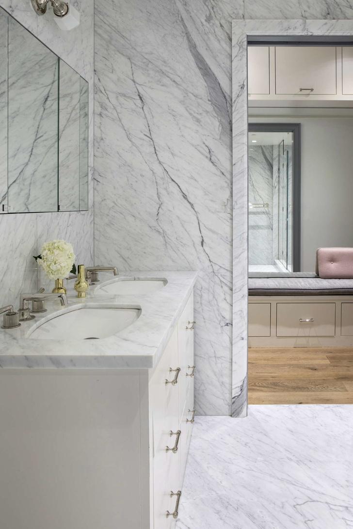 Экстраординарный дизайн: лофт в Нью-Йорке (фото 10)