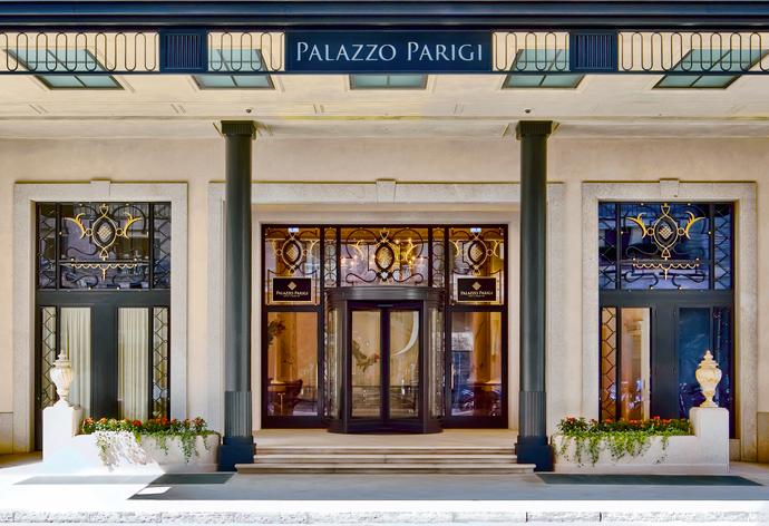 отель Palazzo Parigi