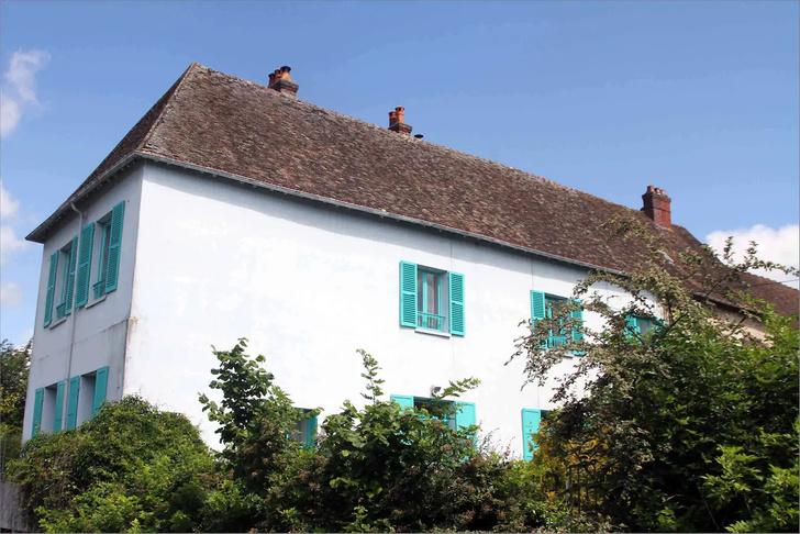 «Дом с голубыми ставнями» Клода Моне сдадется через Airbnb (фото 0)