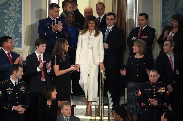 Мелания Трамп нарушила одну из президентских традиций (фото 2)