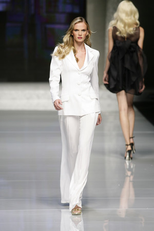 Показы мод Roccobarocco Весна-лето 2009 | Подиум на ELLE - Подиум - фото 3329