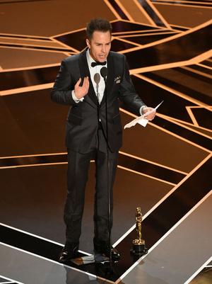 «Оскар-2018»: лучшая мужская роль второго плана – Сэм Рокуэлл (фото 1)