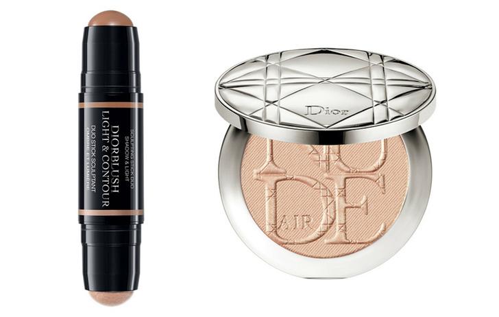Dior Diorblush Light&Contour & Diorskin Nude Air Luminizer
