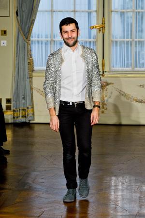 Показ Alexis Mabille коллекции сезона Весна-лето 2012 года Haute couture - www.elle.ru - Подиум - фото 330158