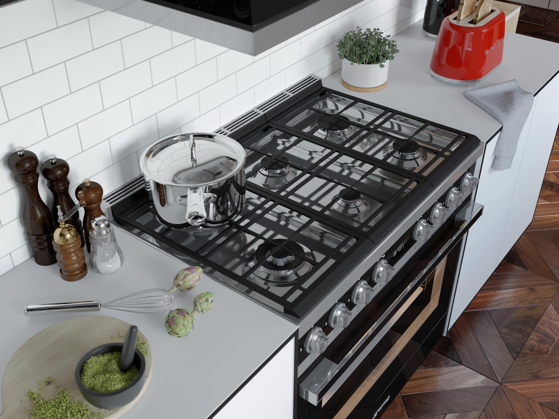 «Кухня в стиле Smeg»: итоги конкурса (галерея 5, фото 1)