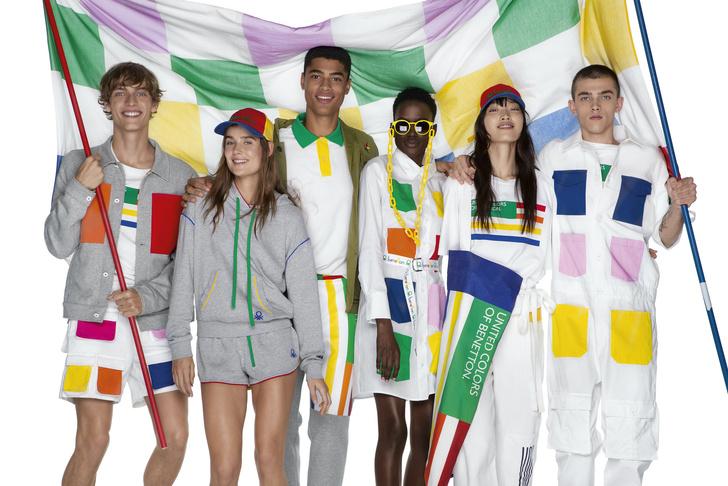 Присоединяйтесь к движению #всебудетхорошо от United Colors of Benetton (фото 1)