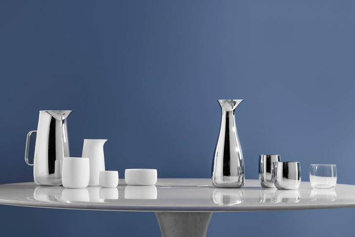Архитектор Норман Фостер разработал чайный сервиз (фото 1)