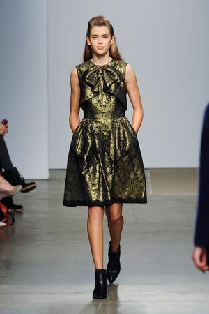 Показы мод Karen Walker Осень-зима 2012-2013 | Подиум на ELLE - Подиум - фото 1661