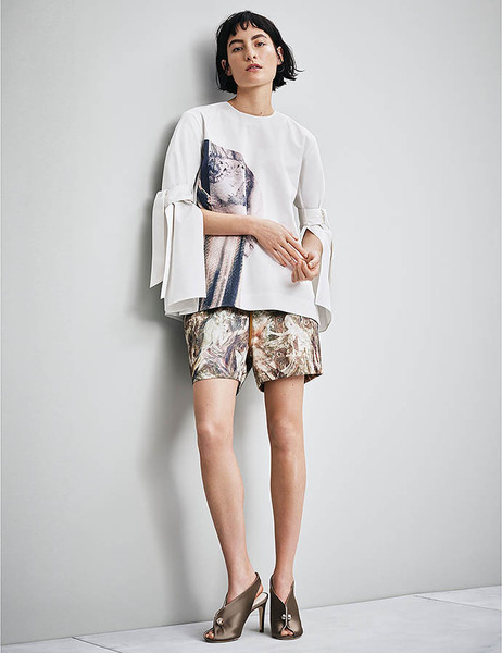 H&M представили новую коллекцию Conscious Exclusive в Париже | галерея [1] фото [8]