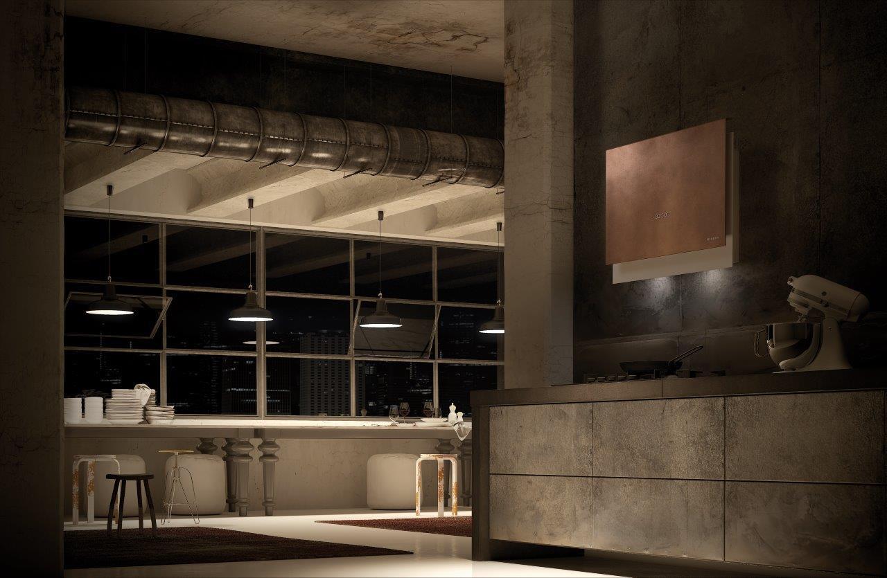 Вытяжки Faber — обыкновенное чудо на вашей кухне (галерея 9, фото 1)
