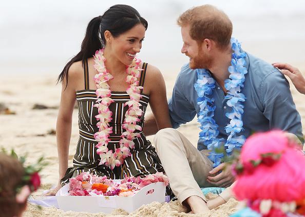 Быт и романтика: как принц Гарри и Меган Маркл прожили год после свадьбы? (фото 1)