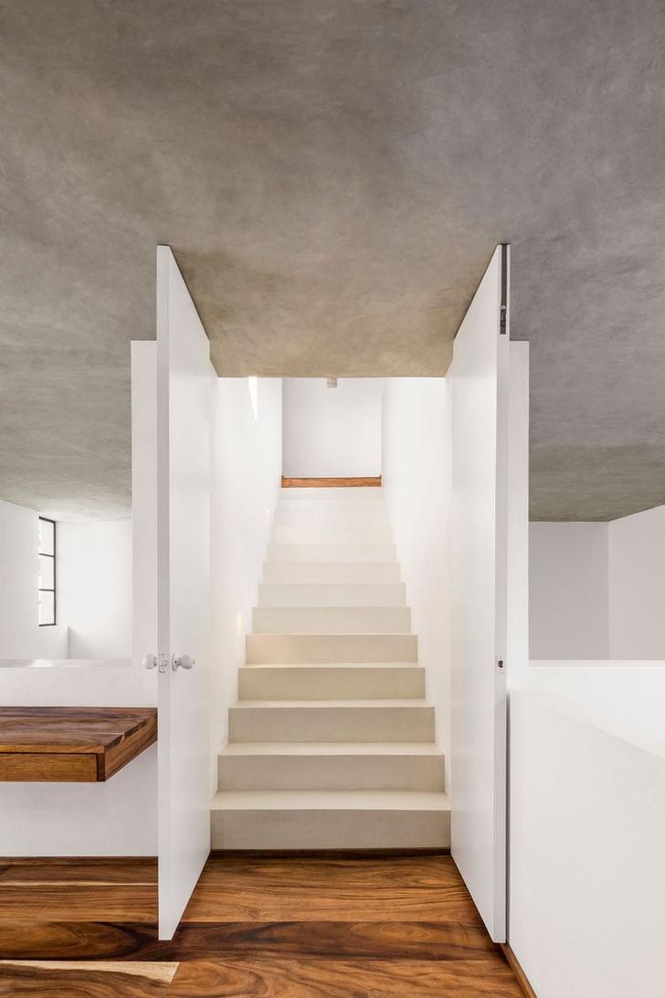 Less is More: минималистский дом в Мексике (фото 7)