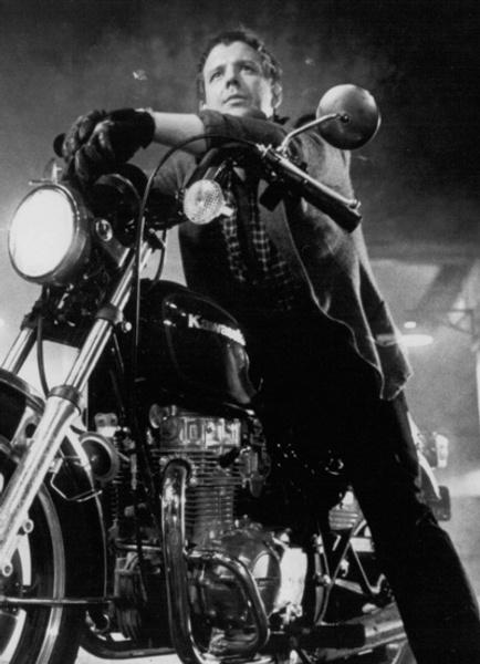 """Фильмография Микки Рурка: """"Бойцовая рыбка"""" (Rumble Fish), 1983"""