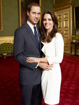 Как все начиналось: как выглядели Кейт и Уильям до брака (фото 12)