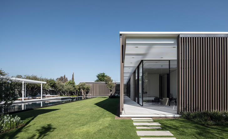 Дом по проекту Пьера Лиссони в Тель-Авиве (фото 2)
