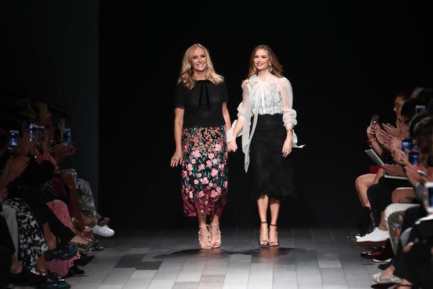 Бренд Джорджины Чапман Marchesa не будет участвовать в Неделе моды (фото 1)
