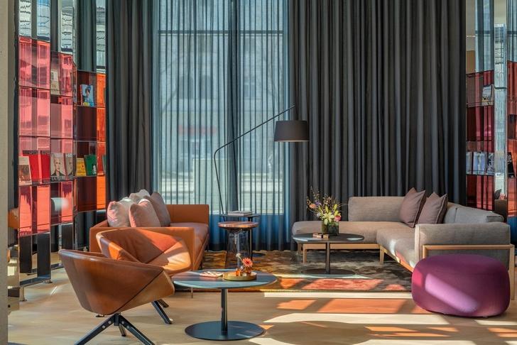 Яркий отель Andaz в Мюнхене (фото 2)
