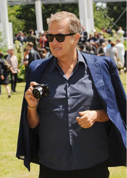 Показ Burberry Prorsum на Неделе мужской моды в Лондоне   галерея [1] фото [11]