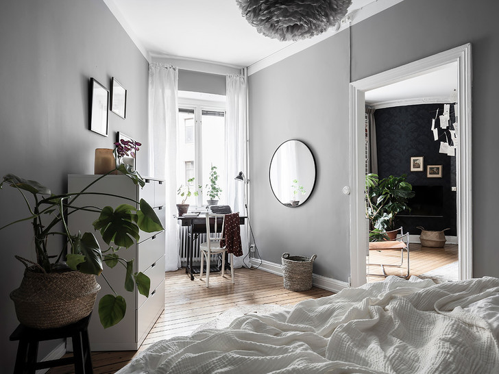 Скандинавский минимализм: квартира в Гетеборге (фото 14)