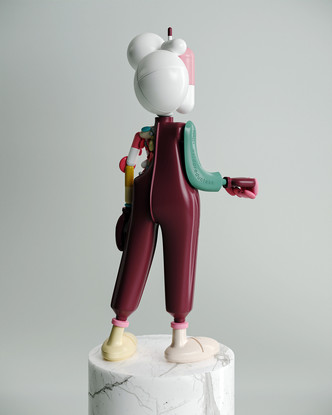 Art Toys: новый проект Тараса Желтышева (фото 3.2)