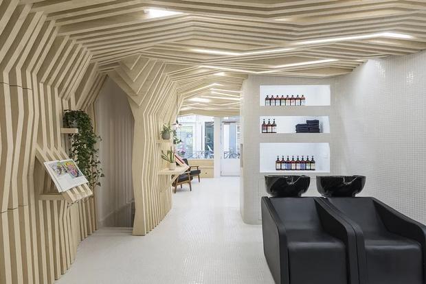 салон красоты в Париже (фото 7)