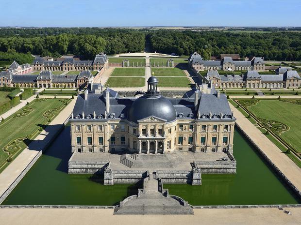 50 лет со дня открытия дворца Во-ле-Виконт (фото 1)