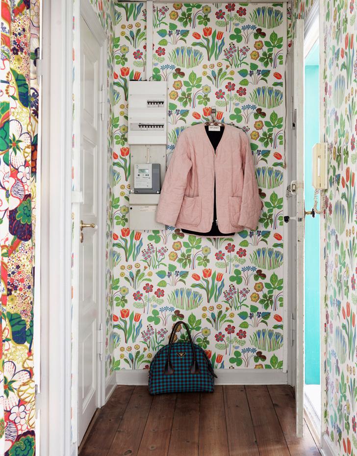 Яркая квартира для творческой пары в Копенгагене (фото 15)