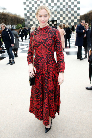 Гости на показе Dior Haute Couture в Музее Родена (фото 9)