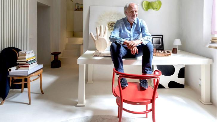 Лучше меньше да лучше: микроквартира дизайнера Альдо Чибика в Милане (фото 14)