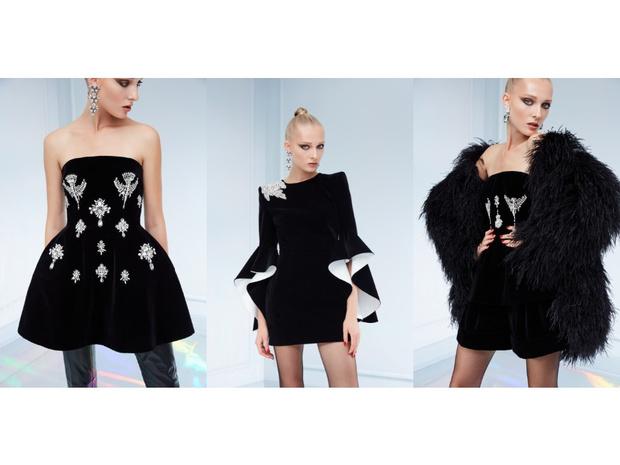 Maison Bohemique представил лукбук коллекции couture осень-зима 18/19 (фото 18)