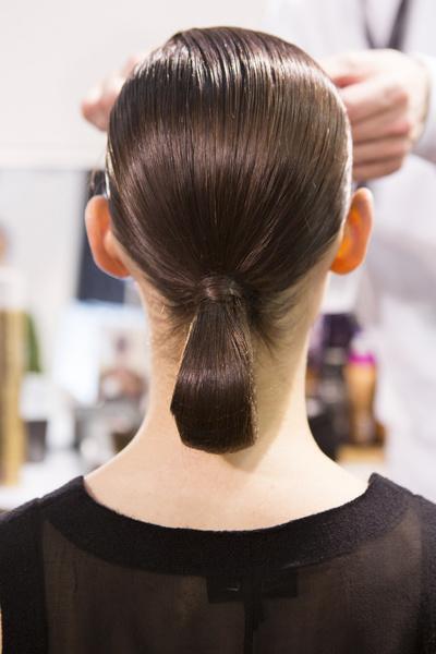 Бьюти-тренды осень-зима 2017/18: волосы | галерея [8] фото [1]