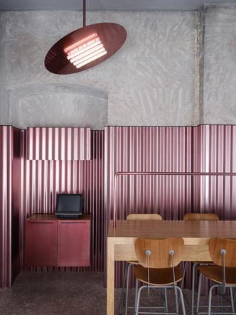 Rare Pastrami Bar по проекту Crosby Studios  в Москве (фото 5.1)