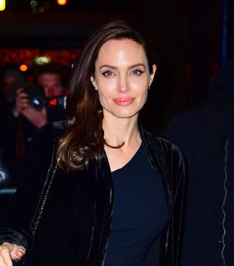 Лучший выход Анджелины Джоли после развода с Брэдом Питтом (фото 2)