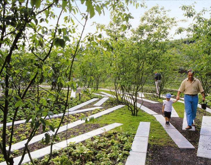 Анри Бава: ландшафтный архитектор и урбанист (фото 10)