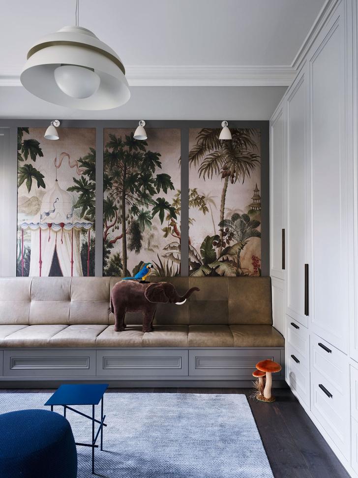 Art Housе: эклектичный интерьер дома в Сиднее (фото 11)