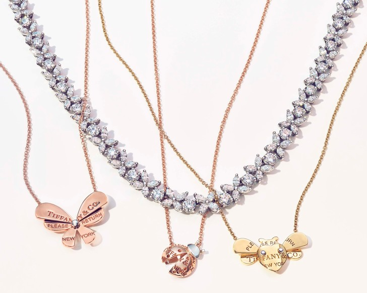 Новая классика: Tiffany & Co. представили украшения Return to Tiffany Love Bugs (фото 8)
