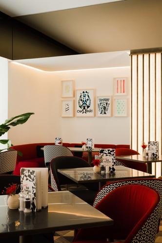 Dolce vita: Cambari Bar по дизайну Маттео Туна в Вене (фото 8.2)