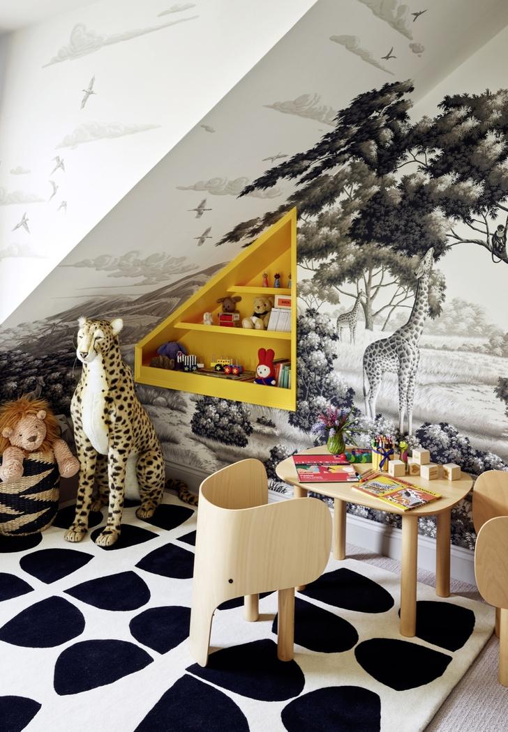 Интерьер с обложки: лондонский дом Ханны Сесил Гурне (фото 13)