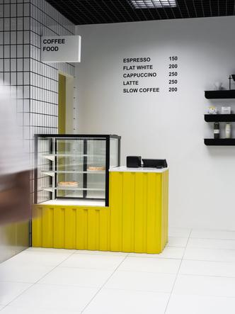 Новая кофейня Bloom-n-Brew от российской студии Asketik (фото 2.1)