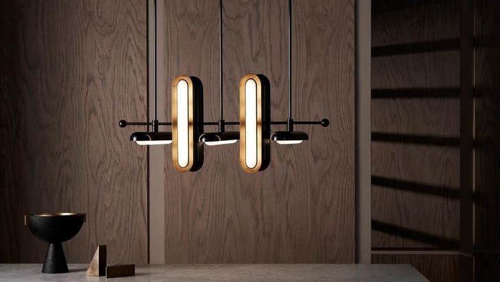 Круговорот чистых форм: светильники Apparatus (фото 2)