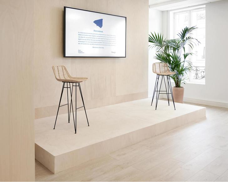 Уютный офис Google в Париже (фото 2)