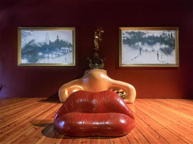 По образу и подобию: 5 предметов мебели, вдохновленных Сальвадором Дали (фото 4)