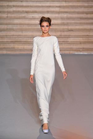 Показ Stephane Rolland коллекции сезона Осень-зима 2009-2010 года haute couture - www.elle.ru - Подиум - фото 88332