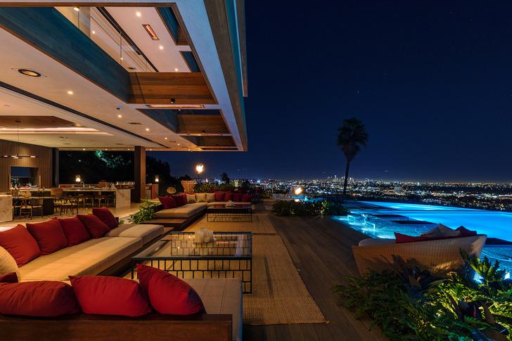 Ленни Кравиц оформил интерьеры в доме за $ 38 миллионов (фото 0)