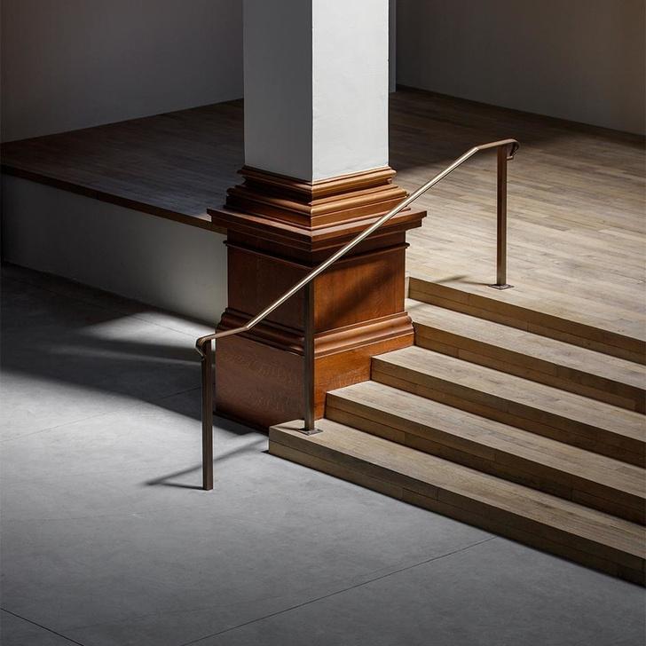 Дизайн-галерея в старой церкви Сан-Франциско (фото 7)